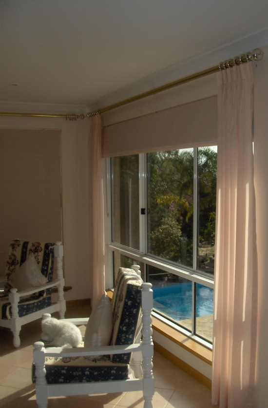 Roman/Jamaican Blinds | Outlook Blinds